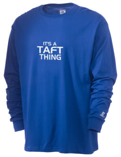Taft Elementary School Tigers  Russell Men's Long Sleeve T-Shirt