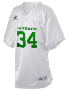 Jurupa Hills Middle School Jaguars Russell Kid's Replica Football Jersey