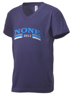 Sinai Academy of the Berkshires none Kid's V-Neck Jersey T-Shirt