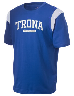 Trona Elementary School Tornadoes Holloway Men's Rush T-Shirt