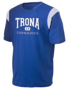 Trona High School Tornadoes Holloway Men's Rush T-Shirt