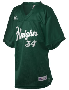 Emerald Middle School Knights Russell Kid's Replica Football Jersey