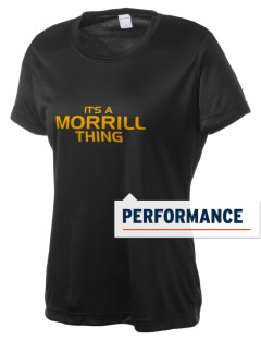 Morrill Middle School Tigers Women's Competitor Performance T-Shirt