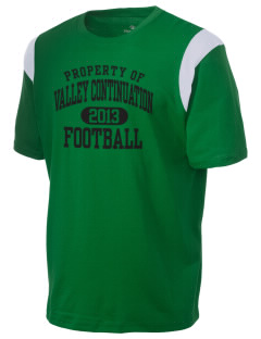 Valley Continuation High School Knights Holloway Men's Rush T-Shirt