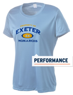 Exeter Union High School Monarchs Women's Competitor Performance T-Shirt
