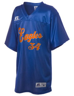 Skyline Elementary School Eagles Russell Kid's Replica Football Jersey