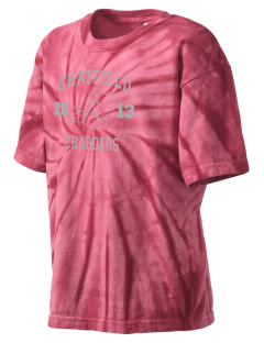 Chatfield Senior High School Chargers Kid's Tie-Dye T-Shirt
