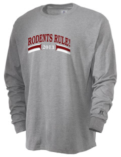 R.O.U.S.'s Rodents Rule!  Russell Men's Long Sleeve T-Shirt