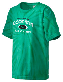 Goodwin Elementary School Alligators Kid's Tie-Dye T-Shirt