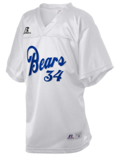 Elizabeth M Bennet Middle School Bears Russell Kid's Replica Football Jersey