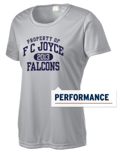 F C Joyce School Falcons Women's Competitor Performance T-Shirt