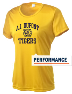Alexis I. duPont High School Tigers Women's Competitor Performance T-Shirt