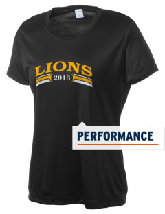 McCullough Elementary School Lions Women's Competitor Performance T-Shirt
