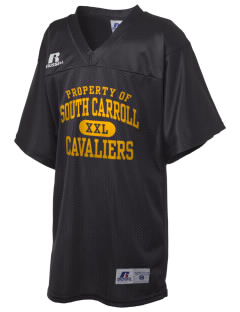 South Carroll High School Cavaliers Russell Kid's Replica Football Jersey