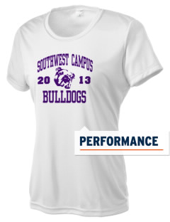 Southwest Community Campus Bulldogs Women's Competitor Performance T-Shirt