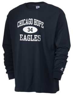 Chicago Hope Academy Eagles  Russell Men's Long Sleeve T-Shirt