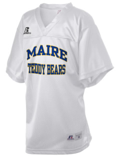 Maire Elementary School Teddy Bears Russell Kid's Replica Football Jersey