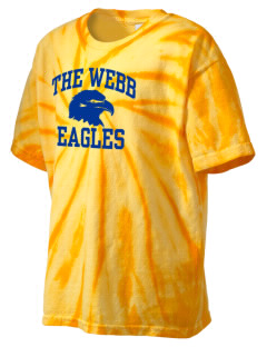 The Webb School Eagles Kid's Tie-Dye T-Shirt