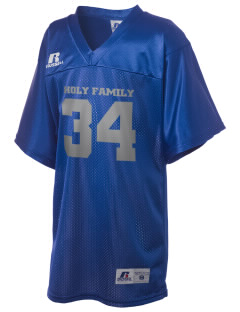 Holy Family Catholic School Blue Angels Russell Kid's Replica Football Jersey