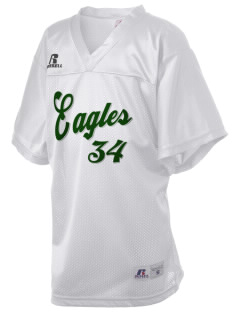 St. Stephen's & St. Agnes School Eagles Russell Kid's Replica Football Jersey