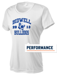 Bidwell Elementary School Bulldogs Women's Competitor Performance T-Shirt