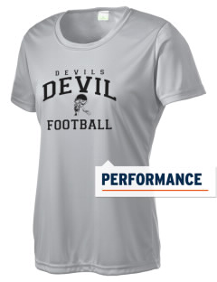 Devils Devil Women's Competitor Performance T-Shirt