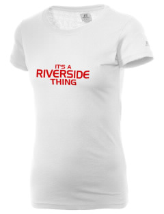 Riverside Elementary School Riverside Bears  Russell Women's Campus T-Shirt