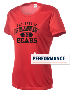 North Londonderry Elementary School Bears Women's Competitor Performance T-Shirt