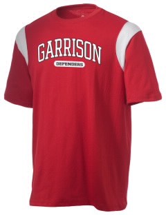 Garrison Elementary School Defenders Holloway Men's Rush T-Shirt