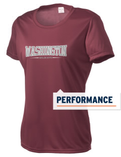 Washington Elementary School Wildcats Women's Competitor Performance T-Shirt