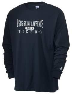 PS 86 Saint Lawrence School Tigers  Russell Men's Long Sleeve T-Shirt