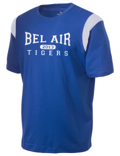 Bel Air Elementary School Tigers Holloway Men's Rush T-Shirt