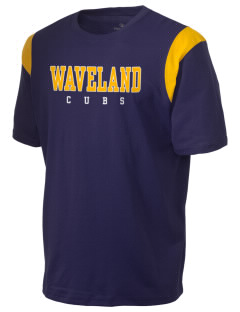 Waveland Elementary School Cubs Holloway Men's Rush T-Shirt