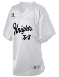Eustis-Farnam Public School Knights Russell Kid's Replica Football Jersey