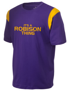 Robison Middle School Angels Holloway Men's Rush T-Shirt