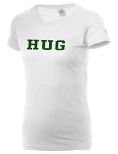 Hug High School Hawks  Russell Women's Campus T-Shirt
