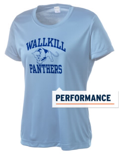 Wallkill High School Panthers Women's Competitor Performance T-Shirt