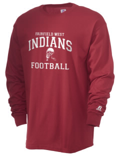 Fairfield West Elementary School Indians  Russell Men's Long Sleeve T-Shirt