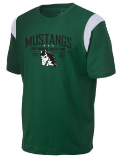Mount Washington Elementary School Mustangs Holloway Men's Rush T-Shirt