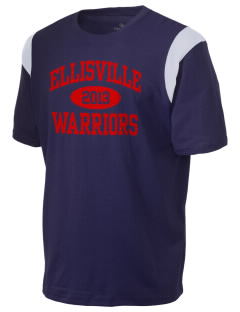 Ellisville Elementary School Warriors Holloway Men's Rush T-Shirt