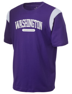 Washington School Warriors Holloway Men's Rush T-Shirt