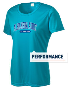 Alhambra Adult School Alhambra Women's Competitor Performance T-Shirt
