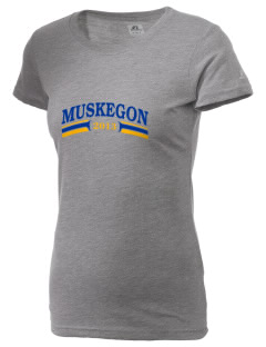 Craig Primary School Muskegon  Russell Women's Campus T-Shirt