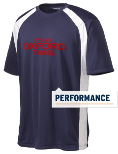 Oxford Academy Patriots Men's Dry Zone Colorblock T-Shirt