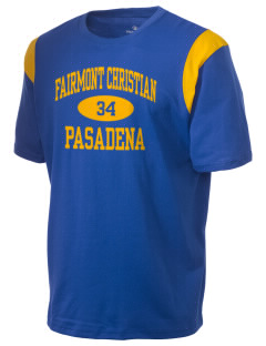 Fairmont Christian Academy Pasadena Holloway Men's Rush T-Shirt