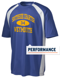 Southside Charter Academy Weymouth Men's Dry Zone Colorblock T-Shirt