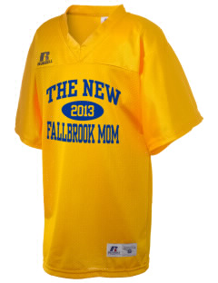 The New School Fallbrook Russell Kid's Replica Football Jersey