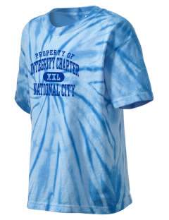 Integrity Charter School National City Kid's Tie-Dye T-Shirt