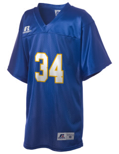 Integrity Charter School National City Russell Kid's Replica Football Jersey