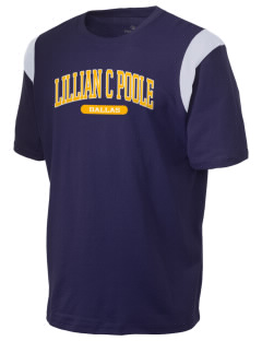 Lillian C Poole Elementary School Dallas Holloway Men's Rush T-Shirt